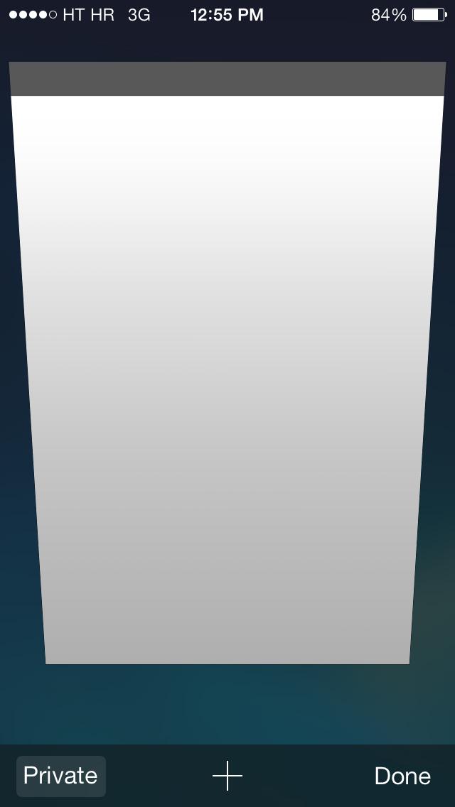 How to (close all Safari tabs, screenshot 004)
