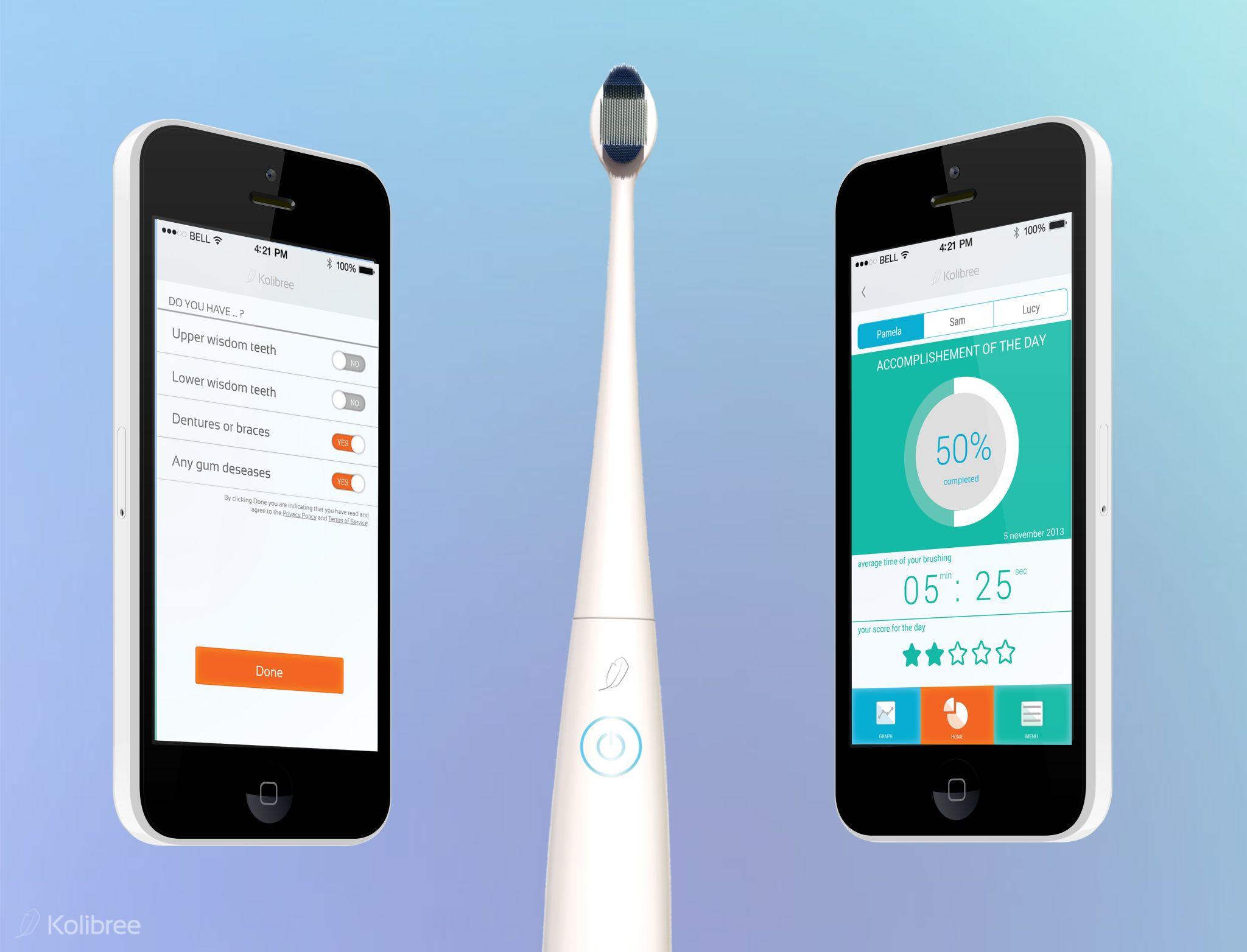 Kolibree Toothbrush (image 001)