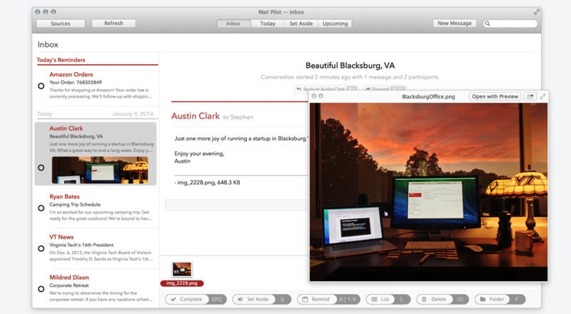 Mail Pilot 1.0.1 for Mac (screenshot 005)