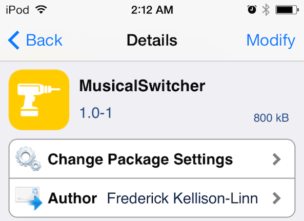 MusicalSwitcher