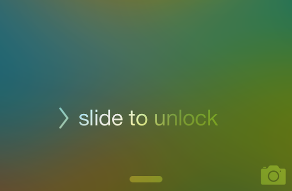my iphone wont slide to unlock how to make quot slide to unlock quot appear immediately on the 19413