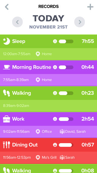 OptimizeMe 1.0.1 for iOS (iPhone screenshot 003)