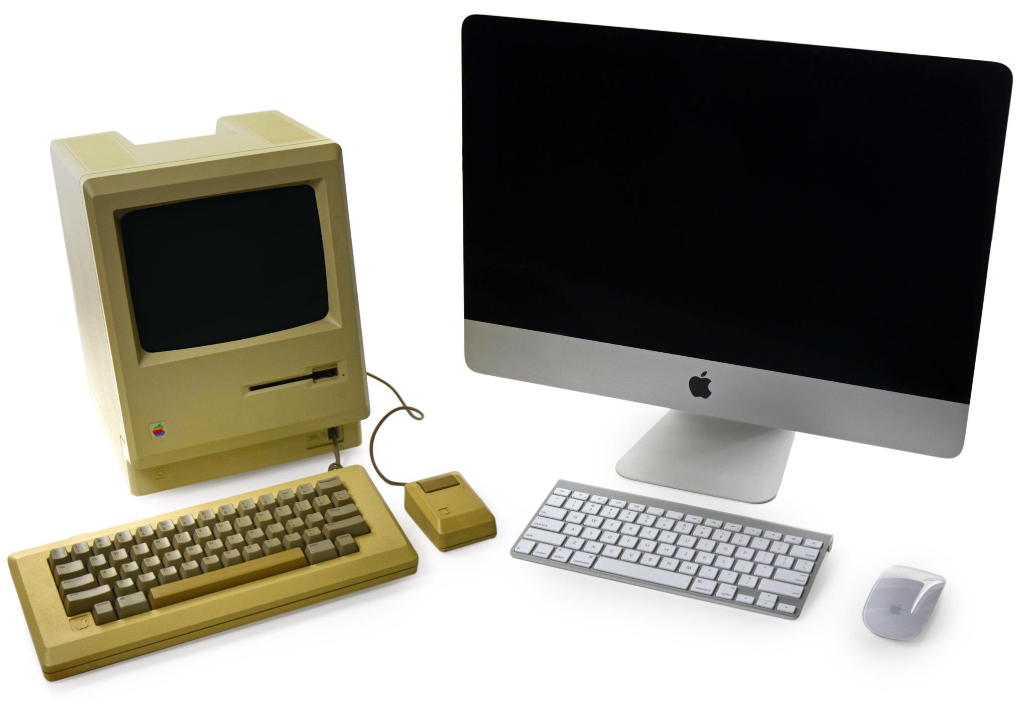 Original Mac teardown (iFixit 005)