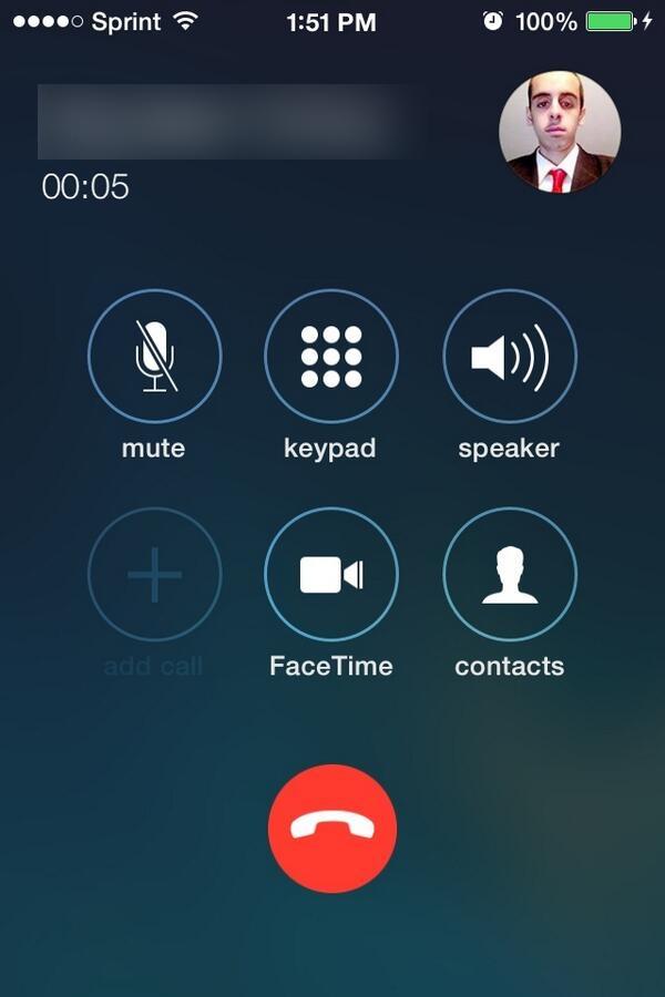 Phone-UI