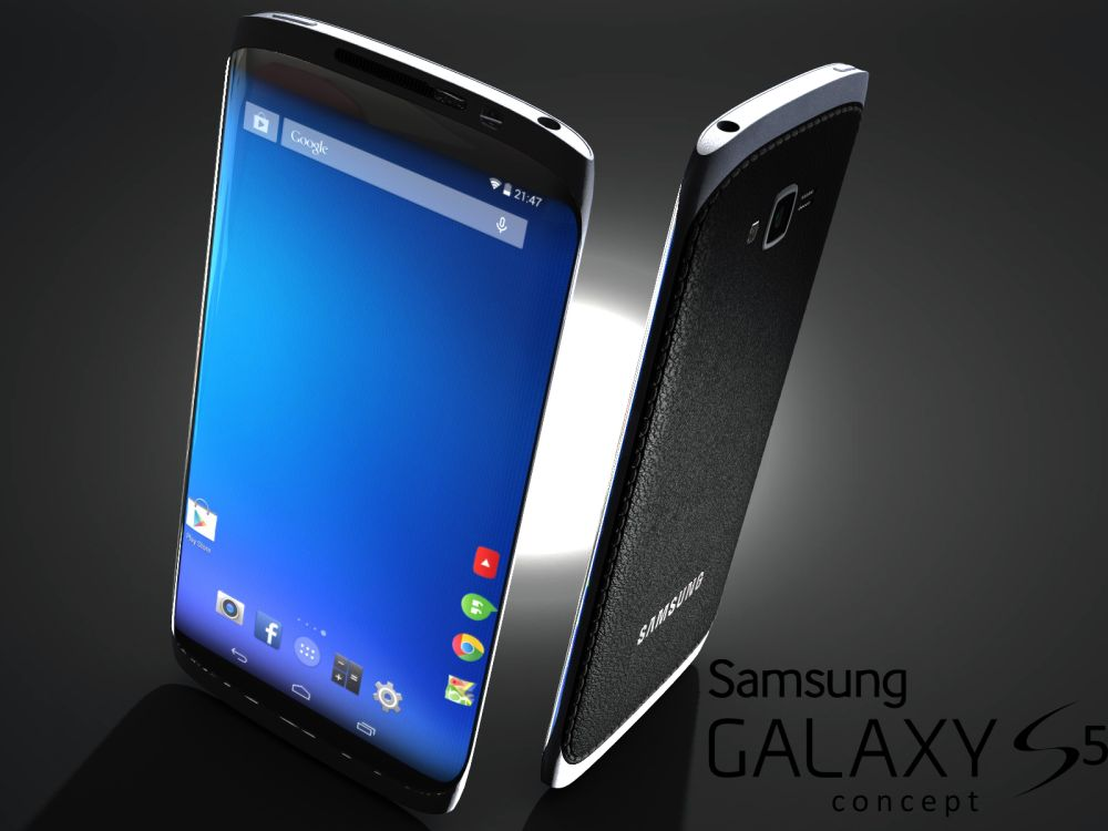 Samsung Galaxy S5 (concept, Concept Phones 001)
