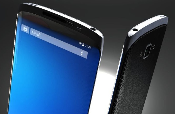 Samsung Galaxy S5 (teaser, Concept Phones 001)