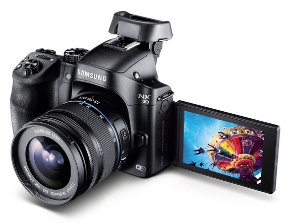 Samsung NX30 camera (image 001)