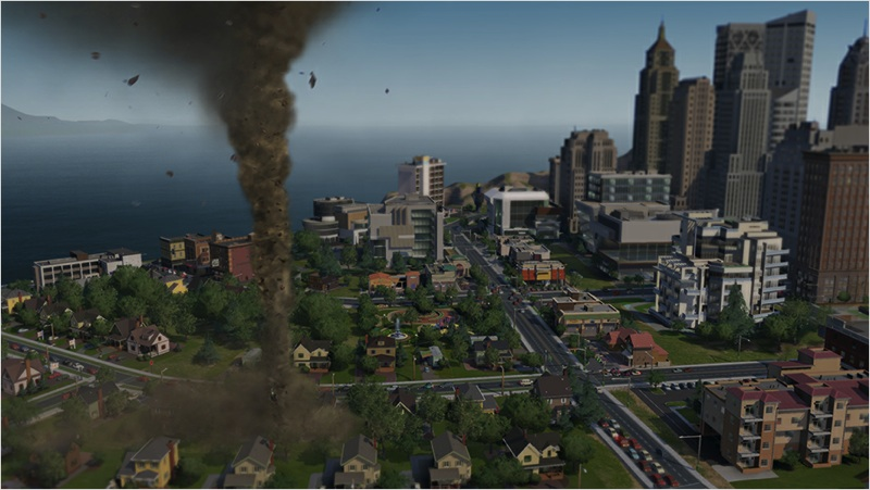 SimCity for Mac (screenshot 001)