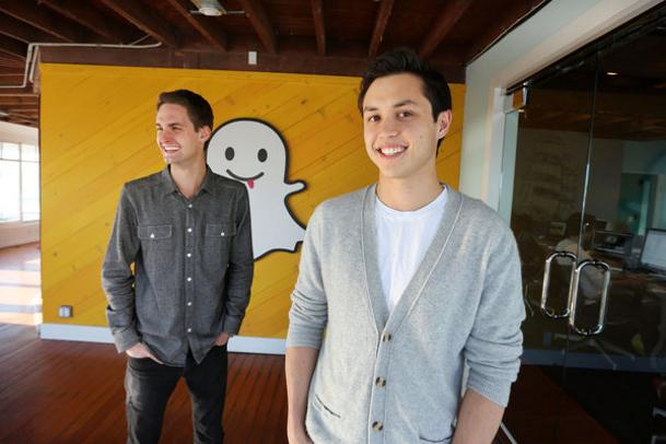 Snapchat CEO (image 001)