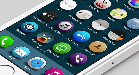 Style HD for iOS 7 by AR7 splash