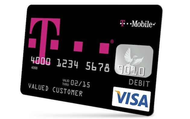 T-Mobile Visa Card