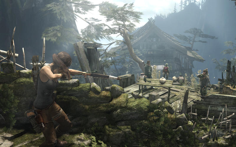 Tomb Raider 1.0 for Mac (screenshot 003)