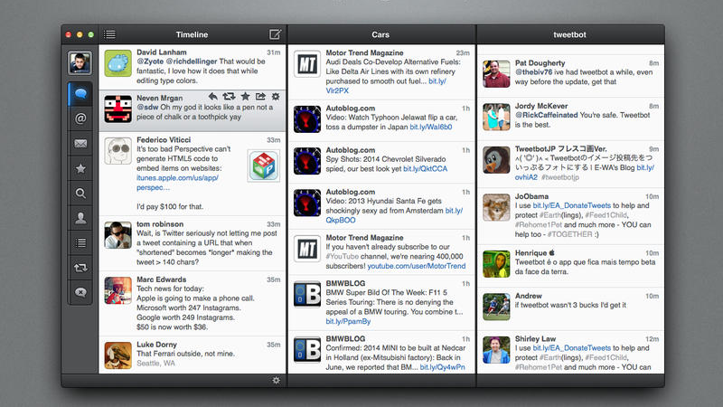 Tweetbot for Mac 1.4.2 (screenshot 001)