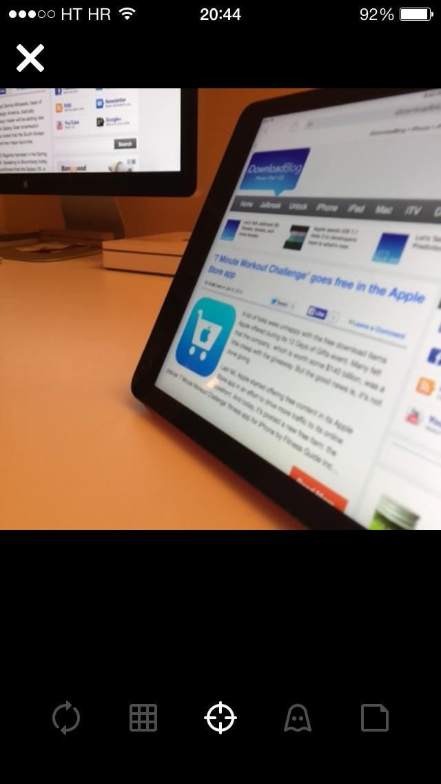 Vine 1.4.7 for iOS (iPhone screenshot 005)