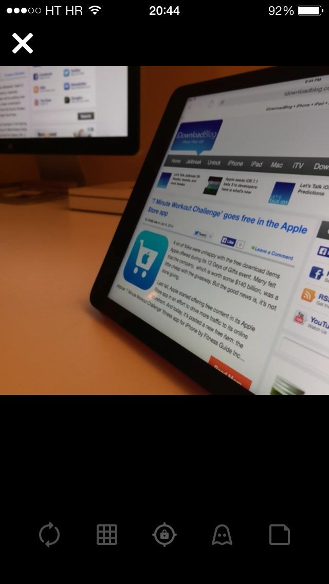 Vine 1.4.7 for iOS (iPhone screenshot 006)