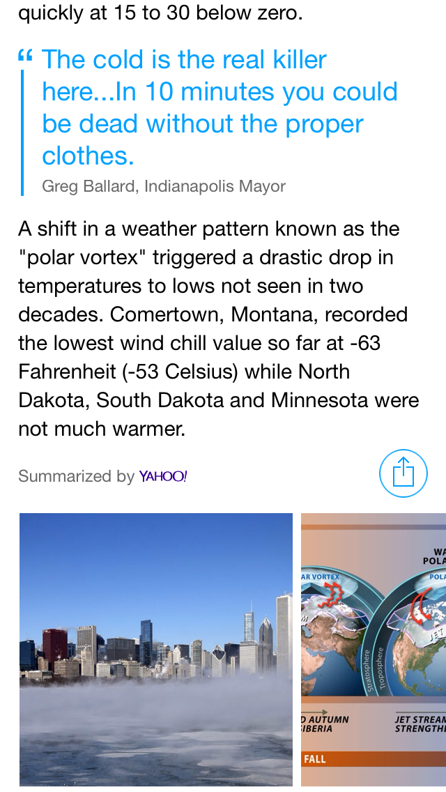 Yahoo News Digest 1.0 for iOS (iPhone screenshot 008)