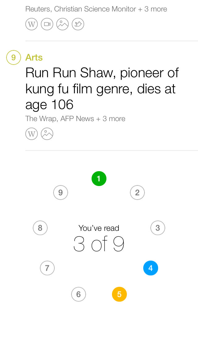 Yahoo News Digest 1.0 for iOS (iPhone screenshot 013)