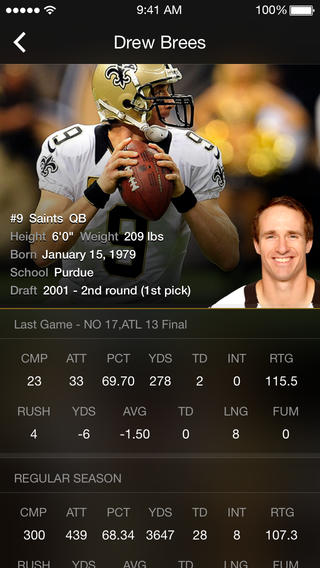 Yahoo Sports 5.0 for iOS (iPhone screenshot 005)