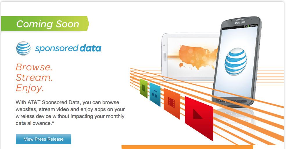 att sponsored data