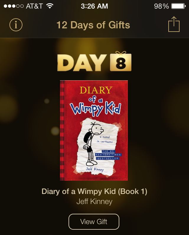 day 8 12 days