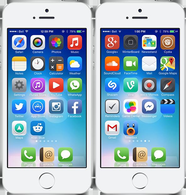 iOS 7 Mojo