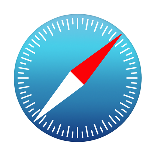 iOS 7 Safari (app icon, large)