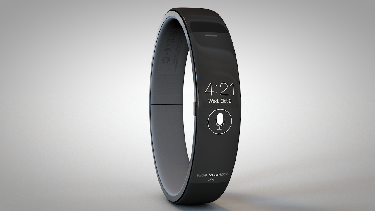 iWatch concept (Siri, Todd Hamilton 001)