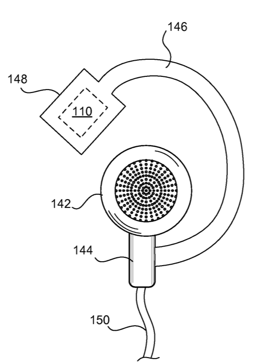 Apple patent (health and fitness headphones 002)