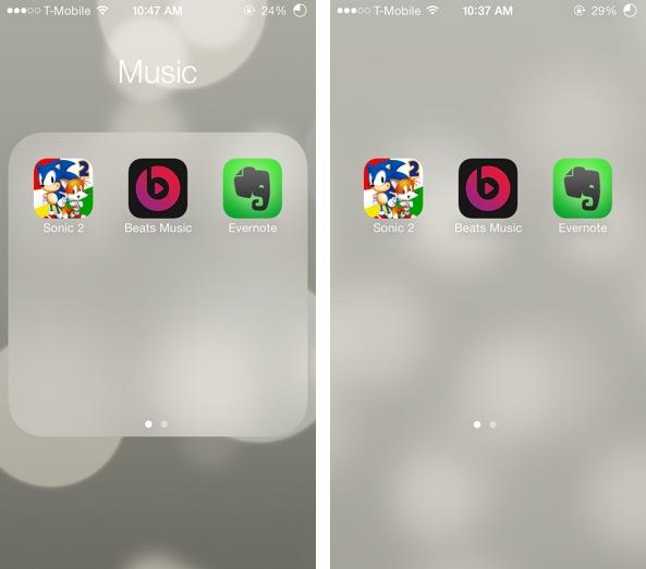 FolderBoard Compare