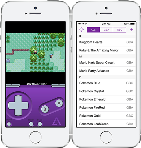 gba4ios iphone