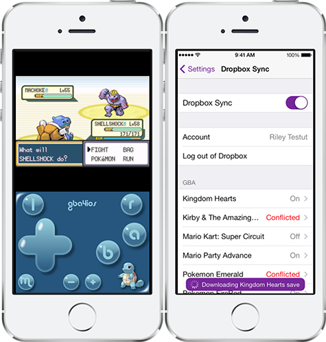 Gameboy Advance emulator GBA4iOS 2 0 to be released soon
