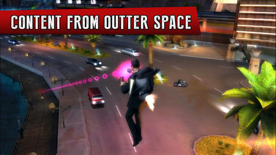 Gangstar Vegas 1.3 for iOS (iPhone screenshot 001)