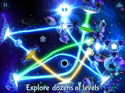 God of Light 1.0 for iOS (iPad screenshot 002)