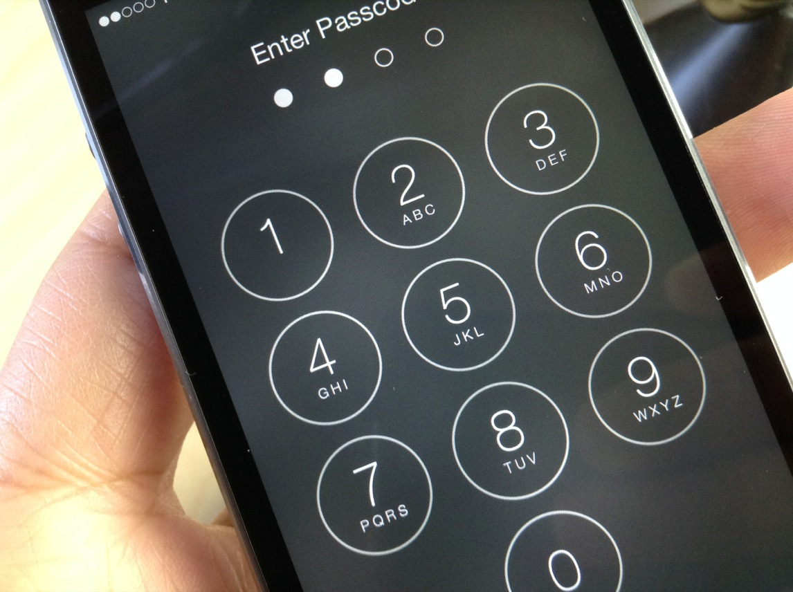 What to do if you've forgotten your iPhone passcode