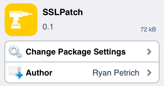 How to patch the iOS SSL bug without updating to iOS 7.0.6