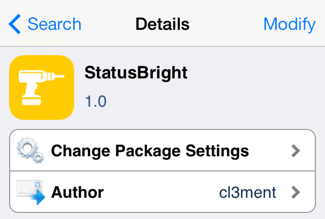 StatusBright
