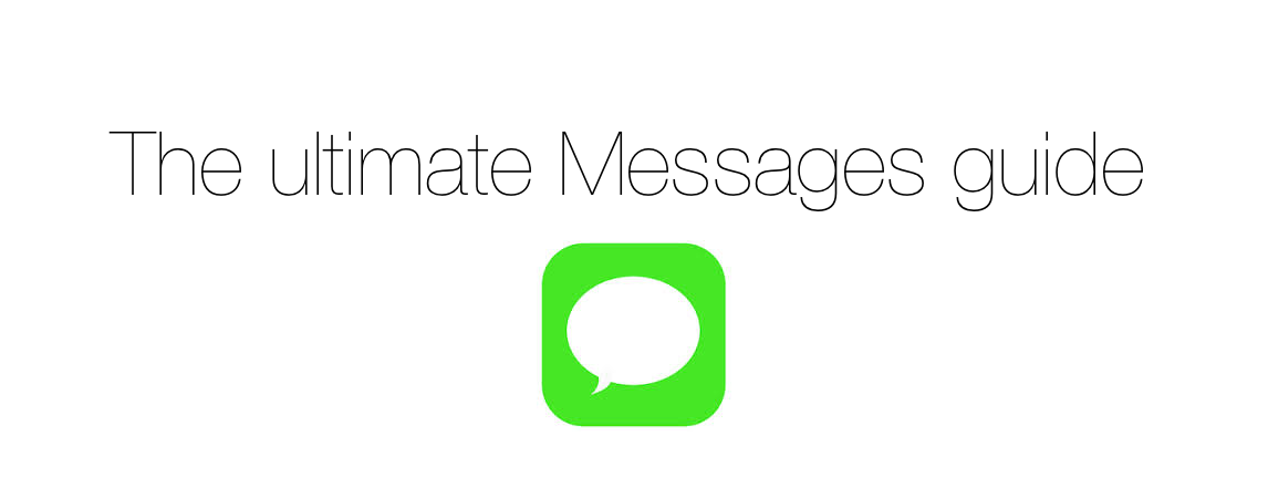 iOS 7: The ultimate Messages app guide