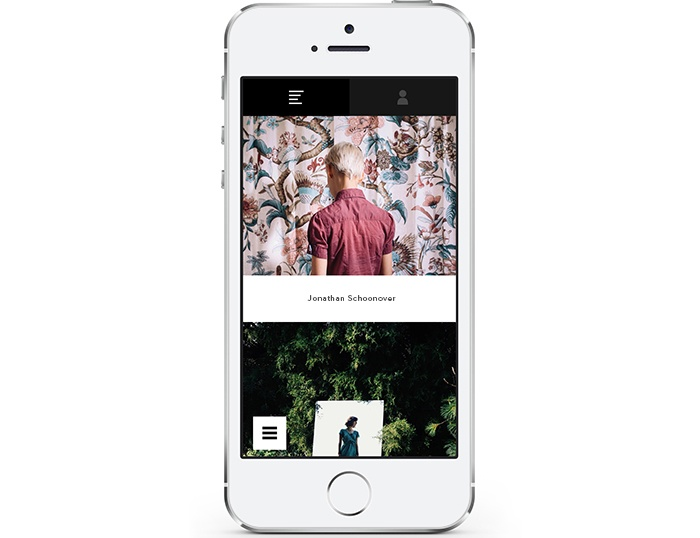 VSCO Cam 3.0 for iOS (Follow people 001)