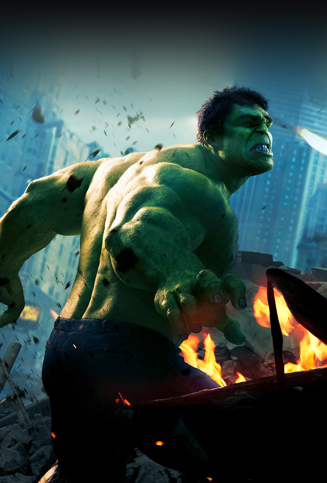 Wallpapers of the week super hero pack - Fondos de pantalla 3d avengers ...