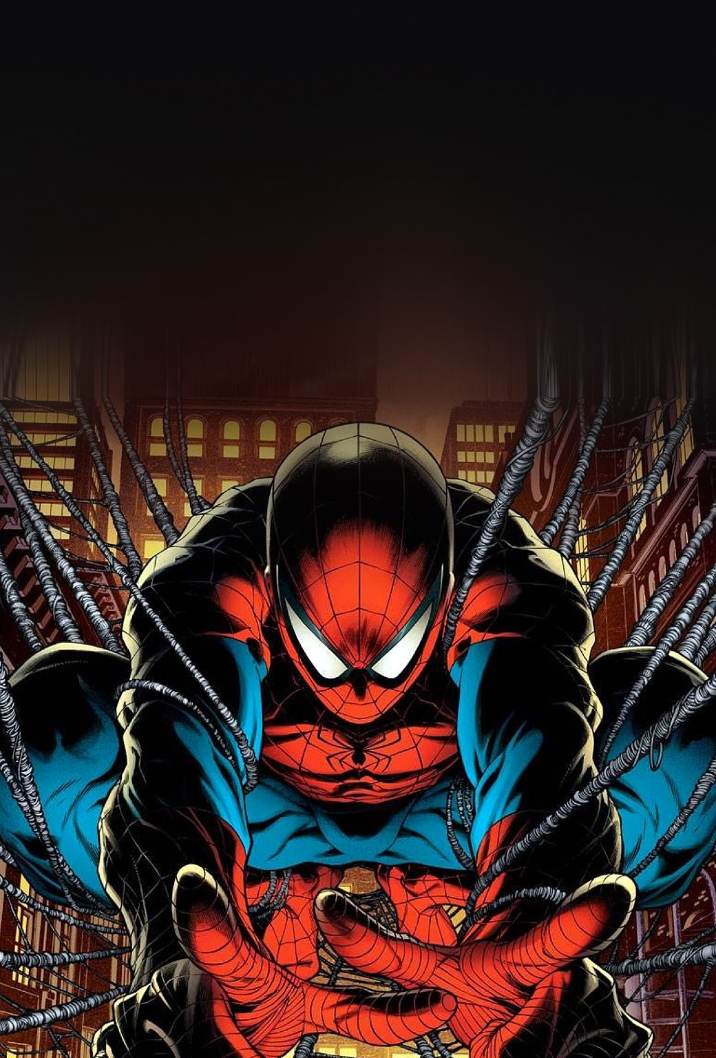 Wallpapers of the week super hero pack - Iphone 6 spiderman wallpaper ...