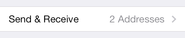 iOS 7 Messages Send and Receive