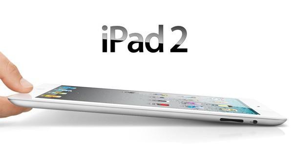 iPad 2 teaser