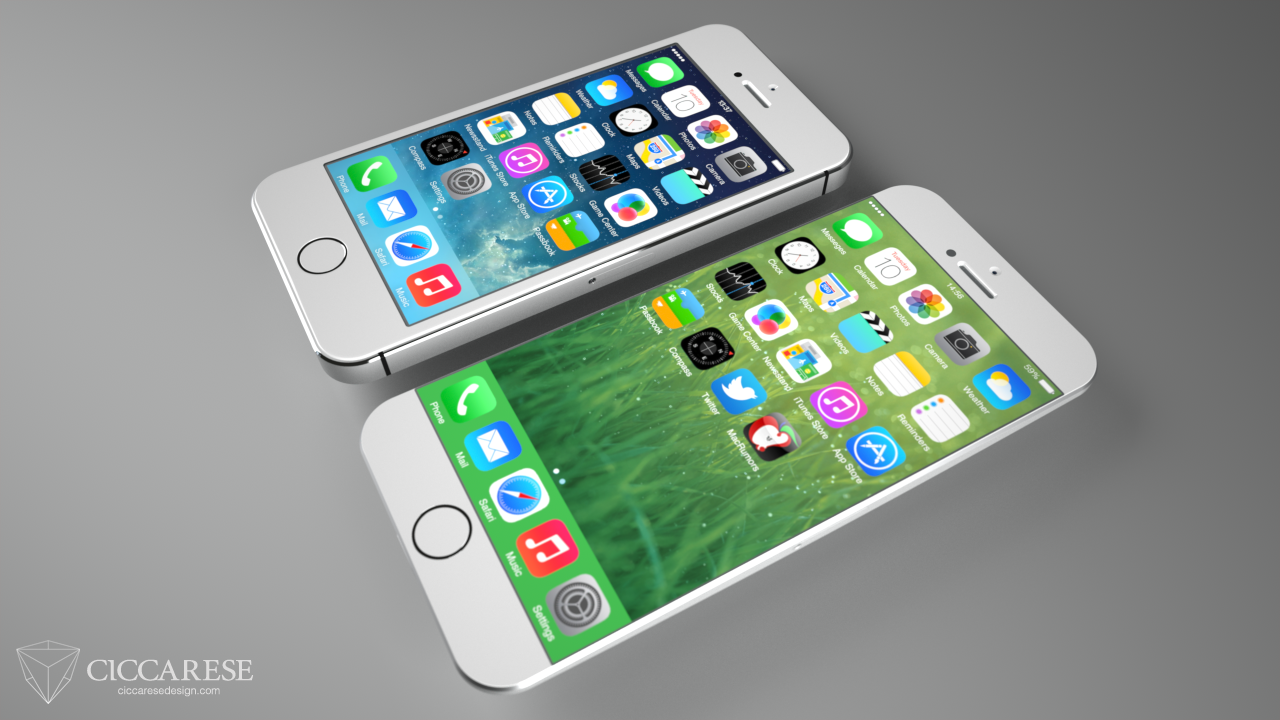 iPhone 6 concept (Federico Ciccarese 002)