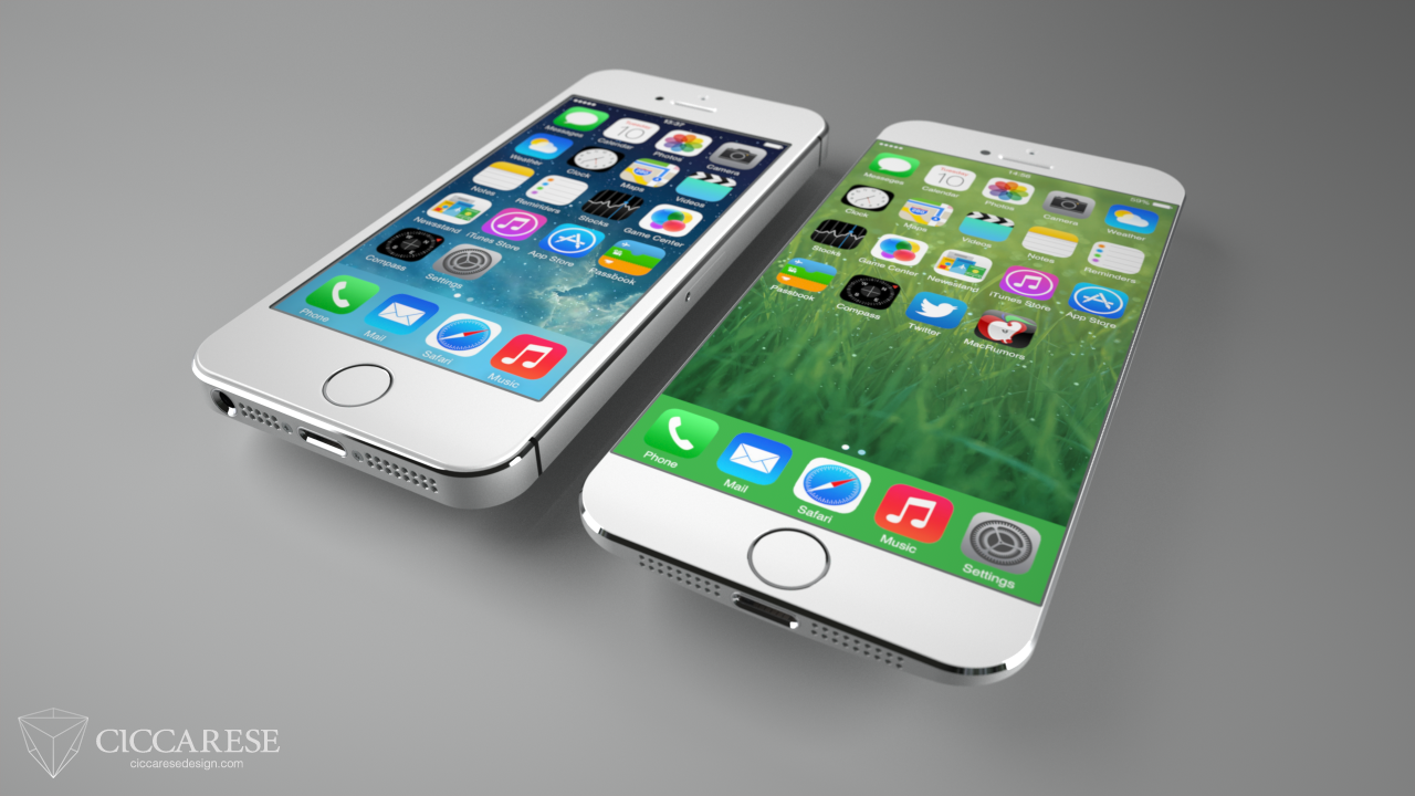 iPhone 6 concept (Federico Ciccarese 003)