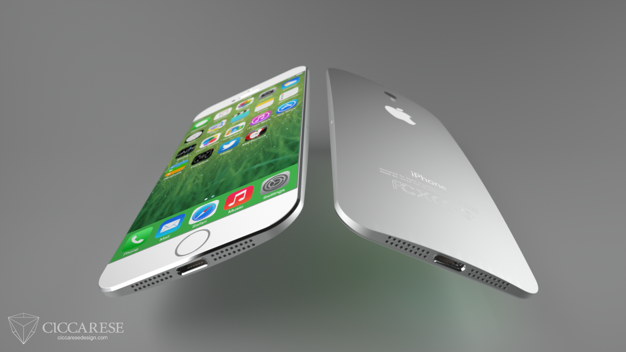 iPhone 6 concept (Federico Ciccarese 004)