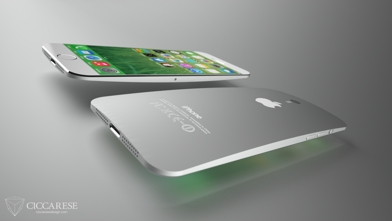 iPhone 6 concept (Federico Ciccarese 005)