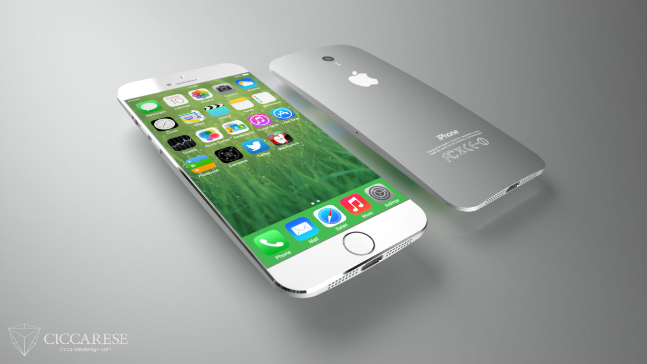 iPhone 6 concept (Federico Ciccarese 006)