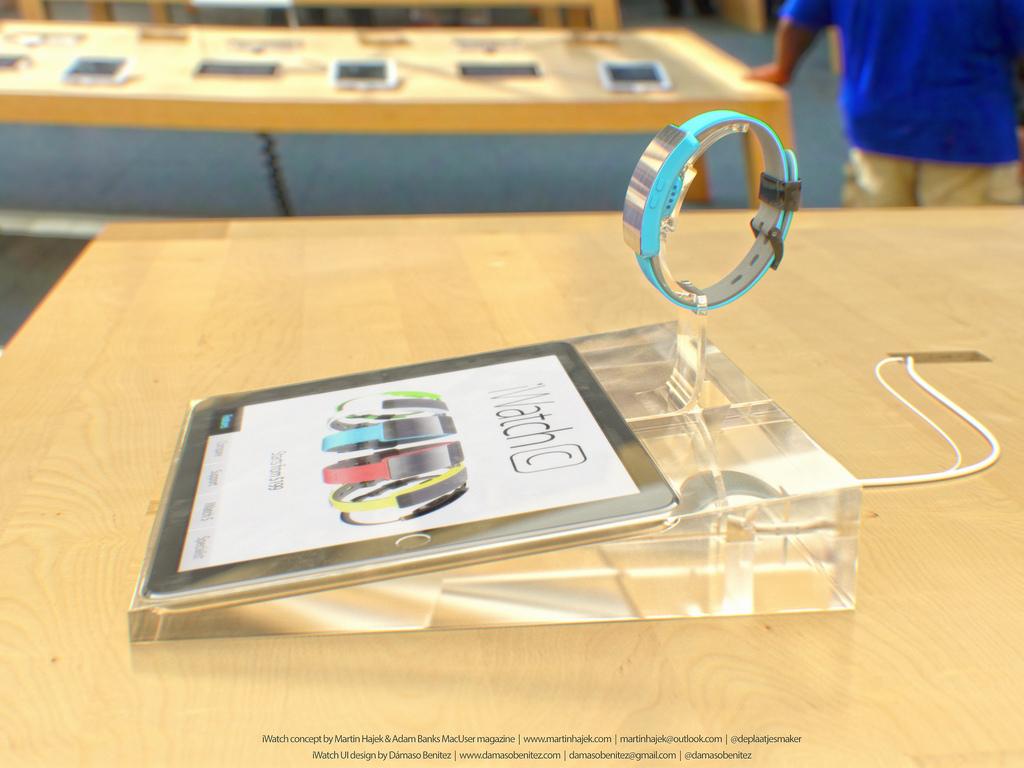 iWAtch C (blue, Apple Store, Martin Hajek 003)