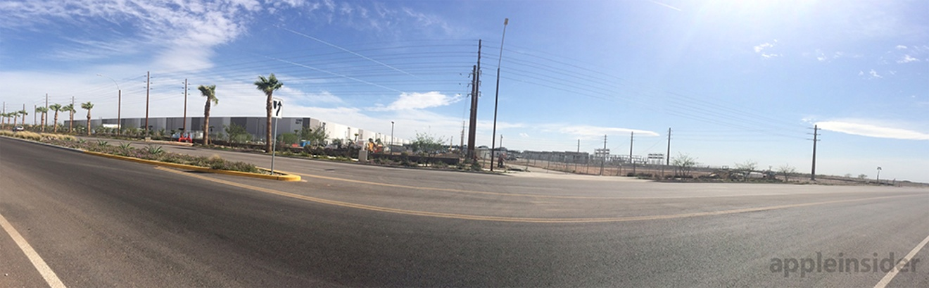 Apple Mesa plant (panorama 001)