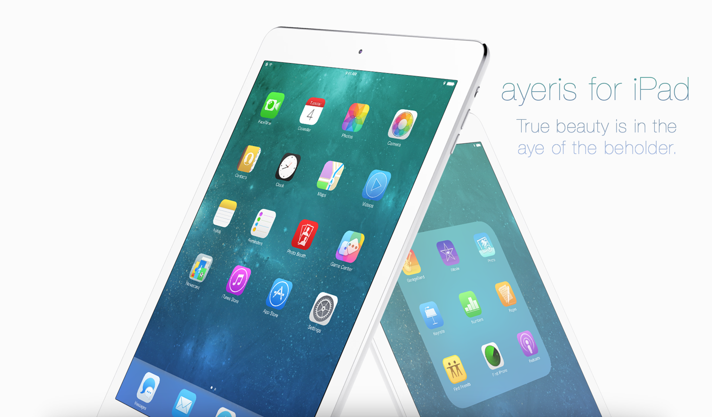 Ayeris iPad